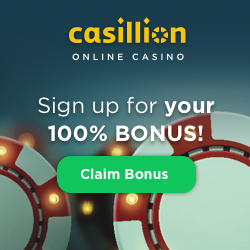 Play Over 400 Casino Games at Casillion Casino